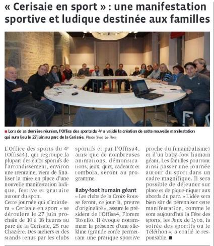 Lyon savate - Office des sports de lyon ...